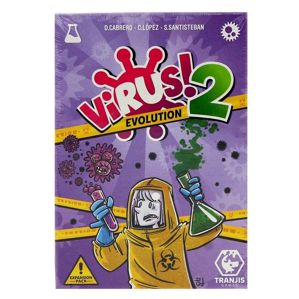 Segundo juego de Virus!
