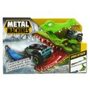 Piste-De-Machines-En-Metal-Crocodile