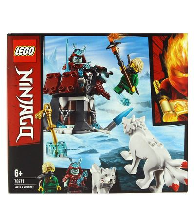 Lego-Ninjago-Lloyd--39-s-Journey