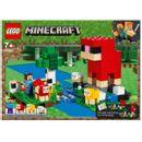 Lego-Minecraft-la-Granja-de-Lana