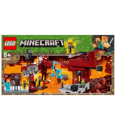 Lego-Minecraft-a-ponte-da-chama