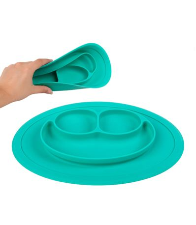 Placa-de-silicone-anti-rolo-azul