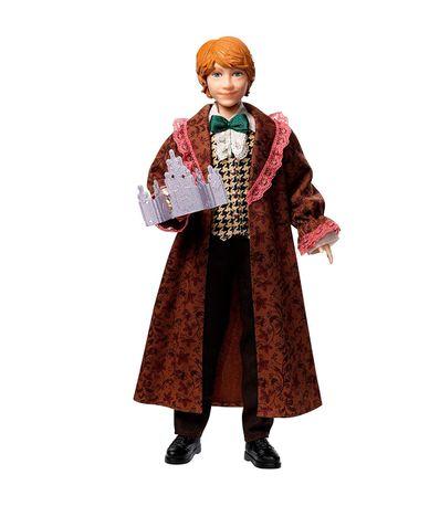 Harry-Potter-Muñeco-Ron-Weasley-Baile-Navidad