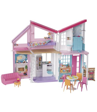 Barbie-Casa-Malibu
