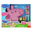 Assortiment-de-valises-pour-le-set-de-jeu-Peppa-Pig