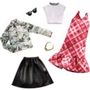 Barbie-Fashionista-Set-Conjuntos-Plaid---Camo