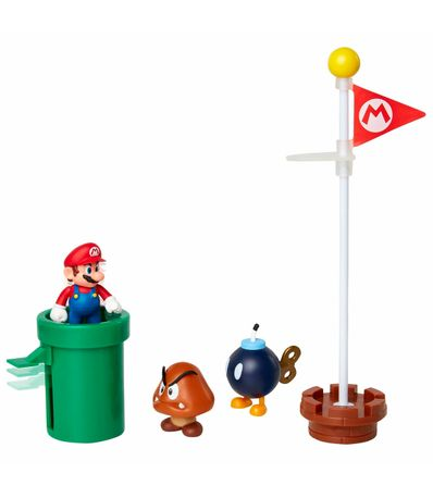 Super-Mario-conjunto-de-figuras-bolota-planicies