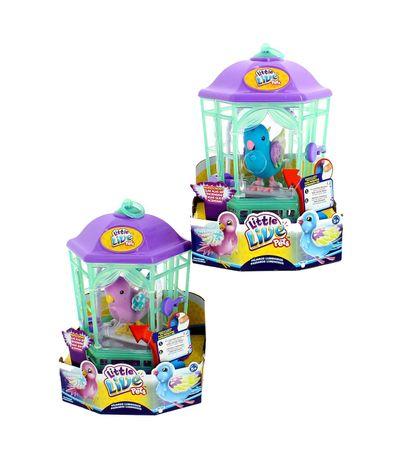 Assortiment-Pajarito-Glow-avec-cage