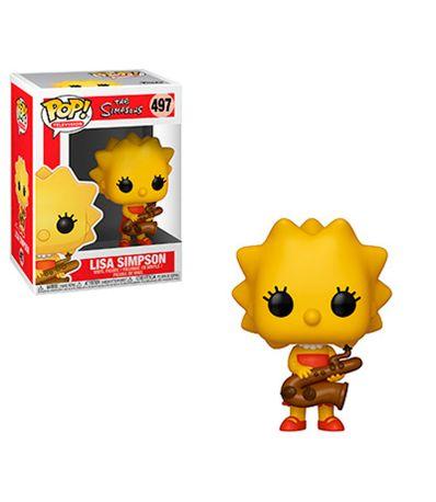 Figura-Funko-Pop-Lisa-Simpson