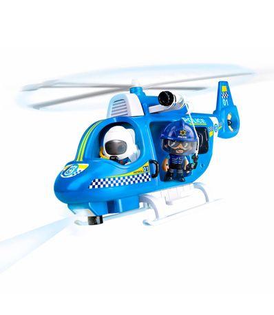 Helicoptero-da-policia-de-acao-Pinypon