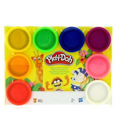 Play-Doh-Rainbow-Starter