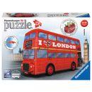 Puzle-3D-Bus-London