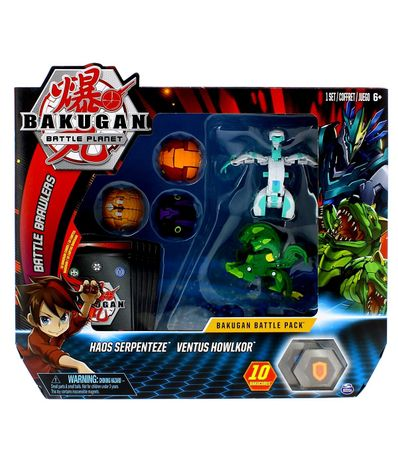 Variedade-Bakugan-Battle-Pack