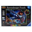 Dragoes-3-Puzzle-Dragoes-Luminosos-100-Pecas