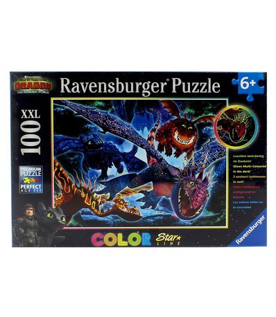 Dragons-3-Puzzle-Luminous-Dragons-100-Pieces