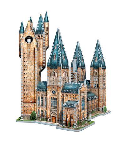 Harry-Potter-Puzzle-3D-Torre-de-Astronomia