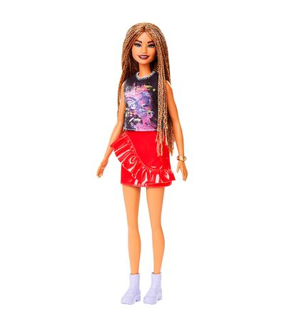 Barbie-Fashionista-Muñeca-Nº-123