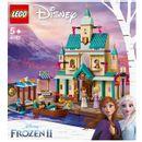 Lego-Frozen-2-Aldea-del-Castillo-de-Arendelle