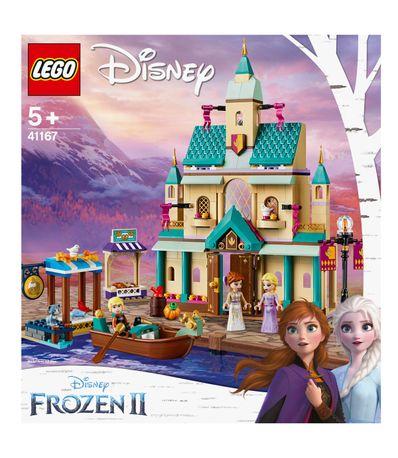 Lego-Congelado-2-Arendelle-Castle-Village