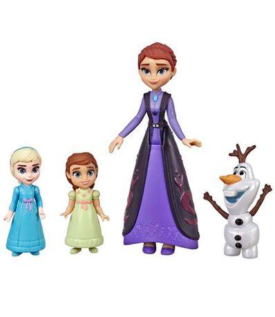 Frozen-2-Pack-Deluxe-Mini-Scene-Familiale