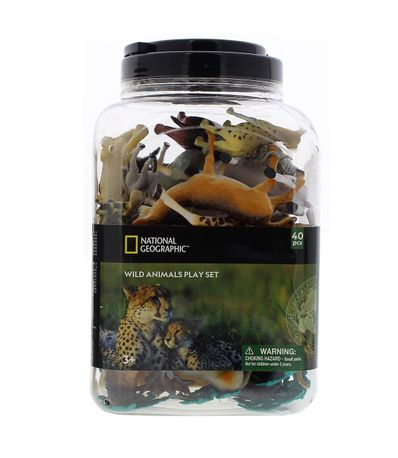 National-Geographic-Cube-Animais-Selvagens-40-Pcs