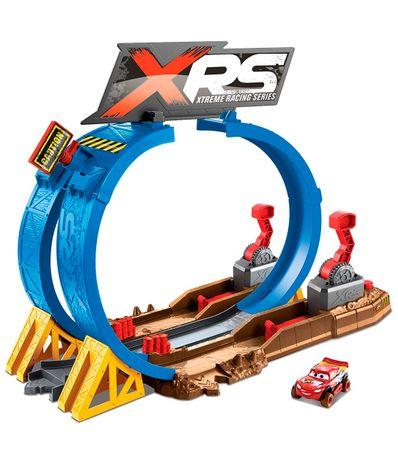 Voitures-XRS-Track-Superlooping-Racing-dans-la-boue