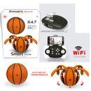 Dron-Basquetball-con-Camara-WiFi