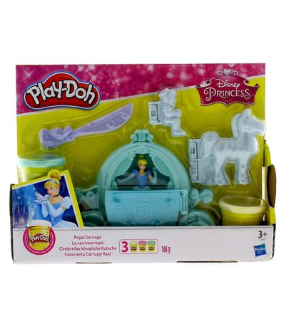 Play-Doh-Cinderela-Carruagem-Real