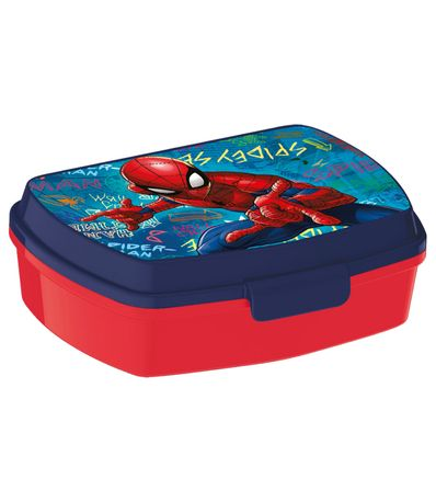 Spiderman-Sandwichera-Infantil