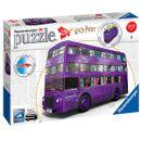 Harry-Potter-Puzzle-3D-Night-Bus
