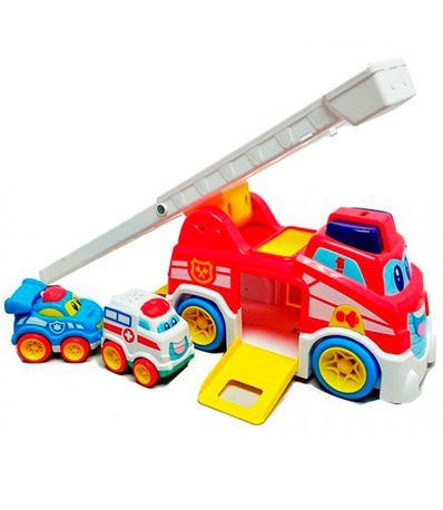 Camion-de-pompier-pour-enfants-Vroom-Vroom