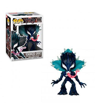Figura-Funko-Pop-Groot-Venom