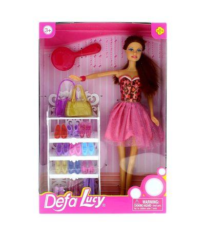 Muñeca-Defa-Lucy-con-Zapatero-Surtido