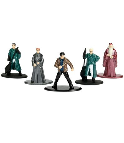 Harry-Potter-Nano-Metalfigs-Figuras-Pack-B