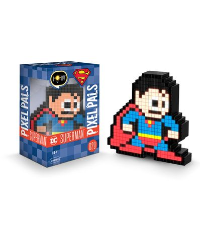 Pixel---Superman
