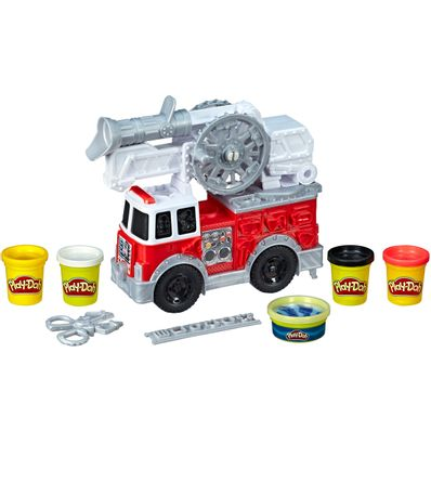 Caminhao-de-bombeiros-Play-Doh