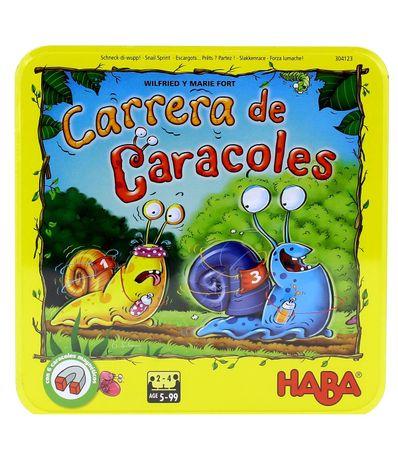 Juego-¡Carrera-de-Caracoles-