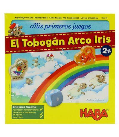 Jeu-The-Rainbow-Slide