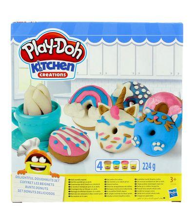 Play-Doh-Kitchen-Creations-Donuts-Deliciosos
