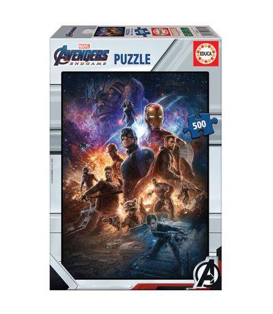 Os-Vingadores-Endgame-Puzzle-500-Pecas
