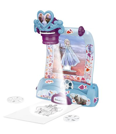 Projetor-Frozen-2-Magic-Scenes