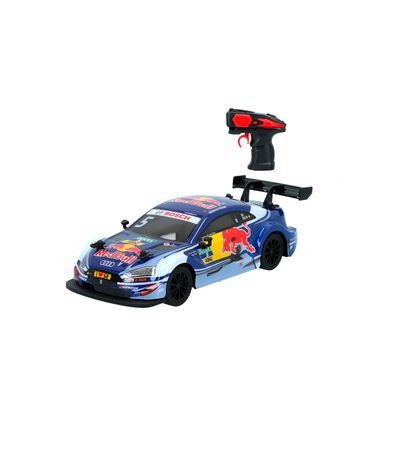 Carro-Audi-RS5-DTM-Redbull-na-escala-1-24