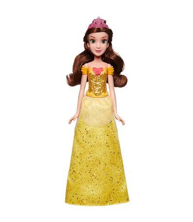 Princesas-Disney-Muñeca-Brillo-Bella