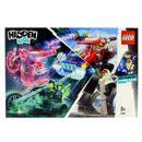Lego-Hidden-Acrobatic-Truck-de-El-Fuego