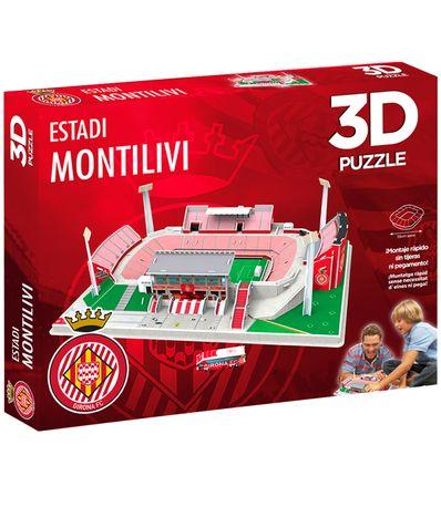 Girona-FC-Puzzle-Estadio-3D