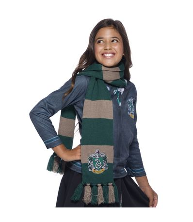 Harry-Potter-Bufanda-Slytherin