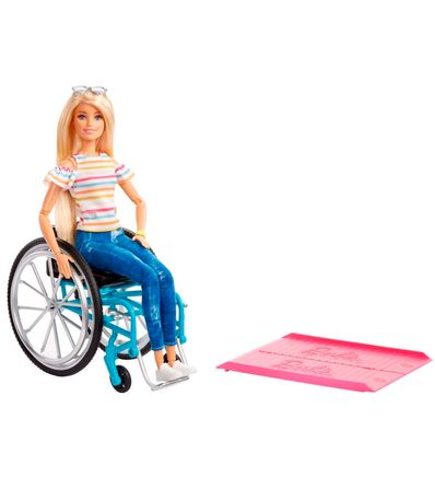 Barbie-Fashionista-Silla-de-Ruedas
