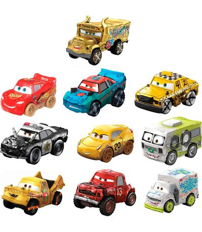 Cars-Mini-Racers-Pack-10-Vehiculos-Derby