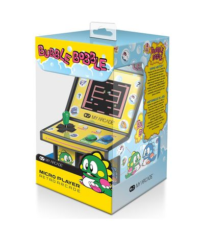 Arcade-Bubble-Bobble