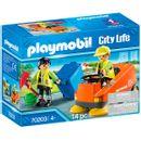 Playmobil-City-Life-Vehiculo-de-Limpieza